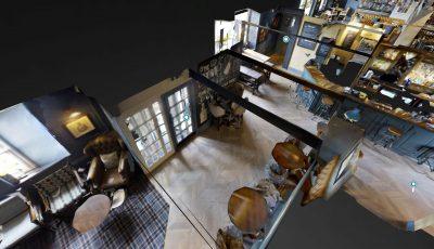 The Crown Pub 3D Model