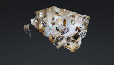 32 Bath Road, Keynsham 3D Model