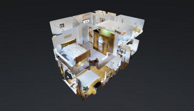Forge House, Timsbury Bath 3D Model