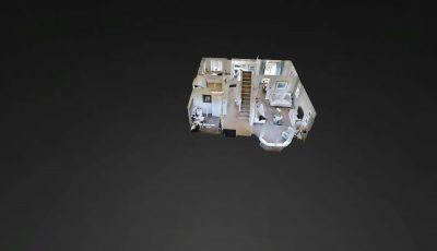 Barratt homes – Park Farm 3D Model