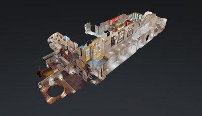 Spa 15 3D Model
