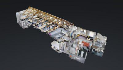 VR Lab 3D Model