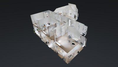 Whitecroft Developments – Leacroft House 3D Model